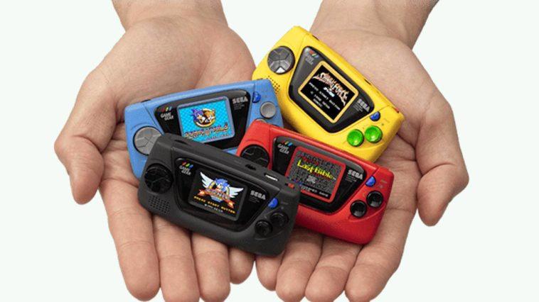 La Game Gear Micro